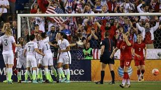 SheBelieves Cup: USA vs. Deutschland