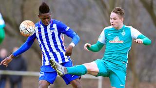 Hertha und Hannover ziehen ins Finale ein