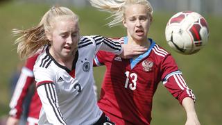 U 17-Juniorinnen: Deutschland in der EM-Quali auf Kurs