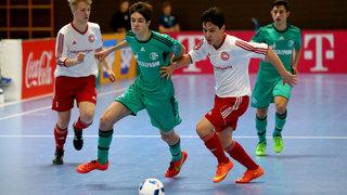 DFB-Junioren-Hallenpokal: Radolfzell und Augsburg triumphieren