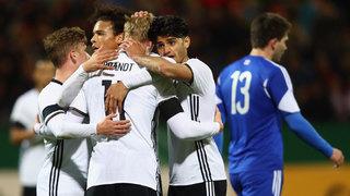 U 21 gewinnt 4:1 gegen Färöer