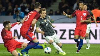 Deutschland vs. England