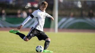 U 19 Junioren: Deutschland beweist Moral und dreht das Spiel