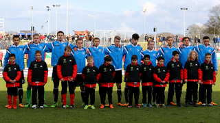 U 17 macht gegen die Niederlande die EM-Quali perfekt
