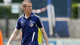 Fahrenhorst bleibt Schalker U 17-Trainer