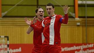Futsal-Viertelfinale: Regensburg vs. Schwerte
