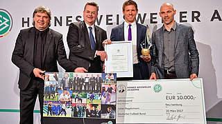 Trainerpreis an Nagelsmann: Der Jüngste war der Schnellste