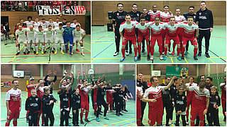 Futsal-DM: Regensburg nach 8:1 gegen Schwerte im Halbfinale
