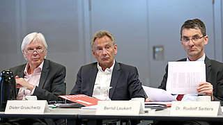 Keßler und Gruschwitz verstärken Kuratorium der Sepp-Herberger-Stiftung