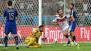 Argentinien-Duelle: Drei WM-Endspiele und eine bittere Heimserie