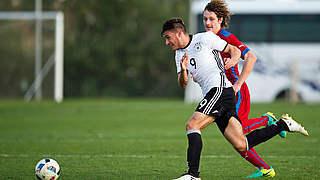 EM-Vorbereitung: U 19 gegen Dänemark