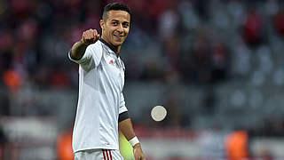 Thiago verlängert bei Bayern bis 2021