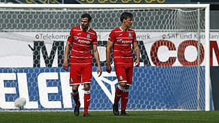 Widerspruch ohne Erfolg: Punktabzug für FSV Frankfurt bestätigt