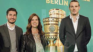 Meier und Sahin: Bangen ums Pokalfinale