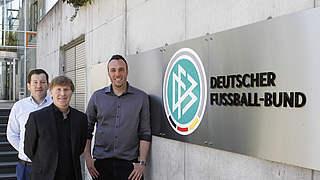 Nordirischer Fußball-Verband besucht DFB