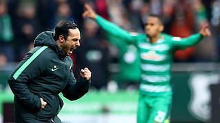 Neuer Vertrag für Werder-Trainer Nouri