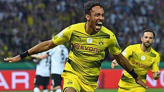 Borussia Dortmund: Stammgast im Finale