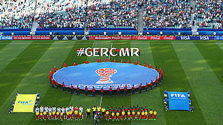7,44 Millionen sehen 3:1 gegen Kamerun
