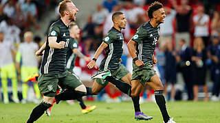 Tolle Quote: 9,24 Millionen sehen EM-Halbfinalsieg gegen England
