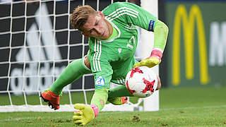 Pollersbeck ist Spieler des England-Spiels