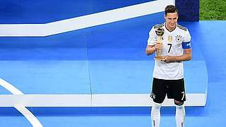 Confed Cup: Draxler ist Spieler des Turniers