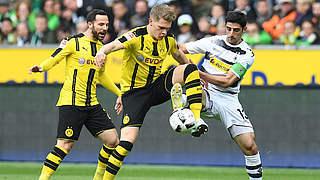 Weltmeister Ginter wechselt von Dortmund nach Gladbach