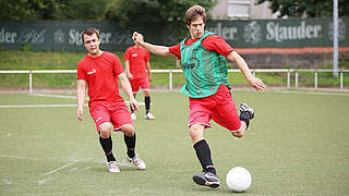 Die Koordination fußballspezifisch verbessern