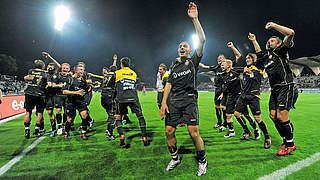 Halil Savran: Der erste Torschütze in der Geschichte der 3. Liga