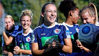 Turbine Potsdam bindet U 17-Nationalspielerin Gina Chmielinski
