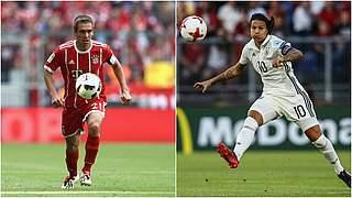 Lahm ist Fußballer des Jahres - Marozsán siegt bei Frauen