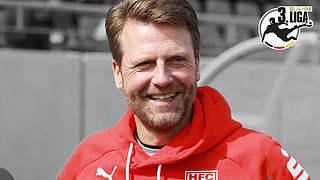 Halle-Trainer Schmitt: Gigantische Aufholjagd, gefühlter Sieg