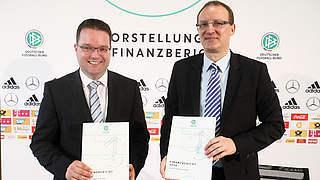 DFB veröffentlicht Finanzbericht für 2016
