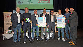 Viel Prominenz beim 60. Internationalen Trainer-Kongress in Bochum