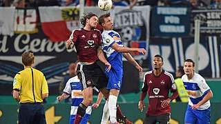 MSV vs. Nürnberg: Wieder die erste Runde