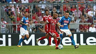 Bayern beendet Audi Cup auf Platz vier
