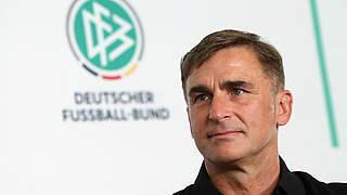 DFB verlängert mit Stefan Kuntz bis 2020