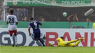 Niederlage in Überzahl: HSV unterliegt bei Drittligist Osnabrück