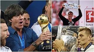Löw als Welttrainer nominiert, Neuer und Kroos als Weltfußballer