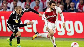 Younes verliert Playoff-Hinspiel mit Ajax