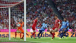 Süle erzielt erstes Tor der Bundesligasaison