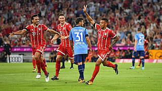 3:1 vs. Leverkusen: FC Bayern startet mit Sieg