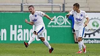 4:0 gegen Jena: Erster Saisonsieg für Lotte