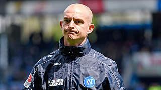 Karlsruhe trennt sich von Trainer Meister