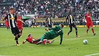 Gladbach gewinnt Derby gegen Köln