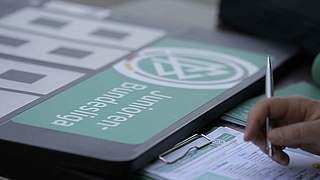 DFB-Präsidium bestätigt Anpassungen in Junioren-Wettbewerben