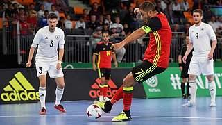 Video: Finalniederlage gegen Belgien