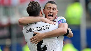 Hamburg vor 500. Bundesliga-Heimsieg