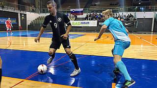 Deutschland unterliegt Slowenien 1:5