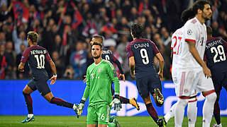 FC Bayern unterliegt bei PSG 0:3