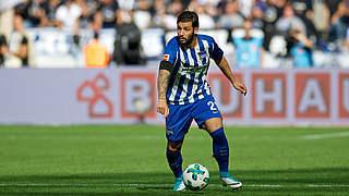 Plattenhardt verlängert bei Hertha BSC